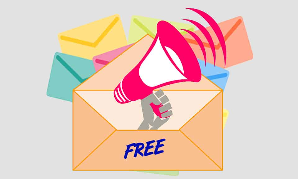 Using the word free in your subject lines can cost you big.