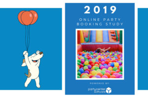 Party Center online party booking study