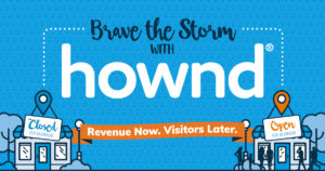 Brave the Storm with Hownd