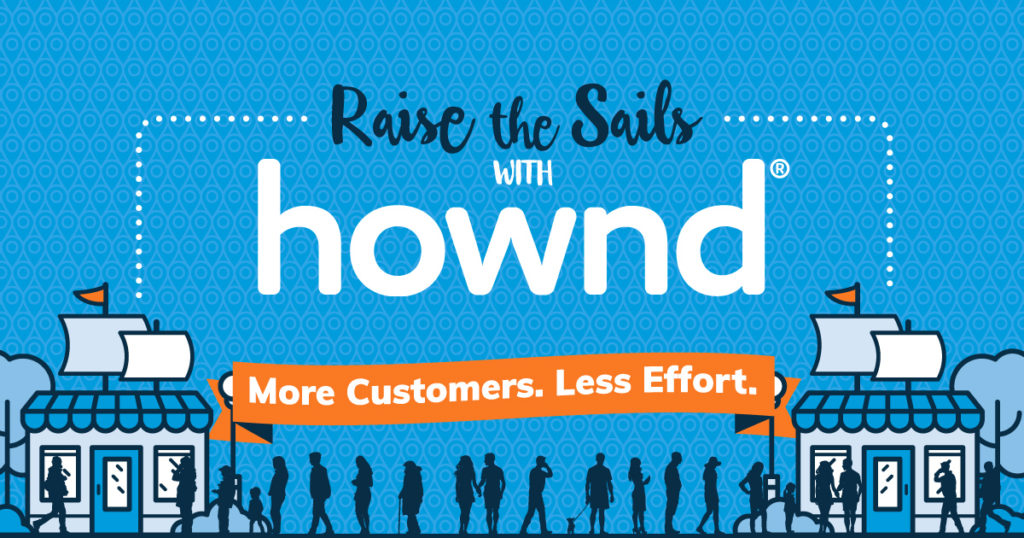 Raise the Sails with Hownd
